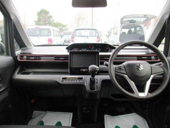 ワゴンRスティングレー ハイブリッド X 4WD