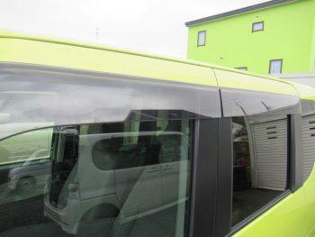 タント ウェルカムシートリフト X 福祉車両 4WD