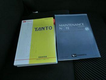 タントカスタム RS ターボ 4WD