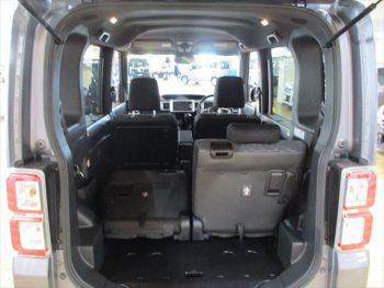 ウェイク GターボSAⅢ 4WD