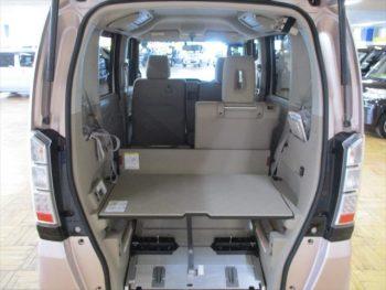 N-BOX+ G・Lパッケージ 車いす仕様車 スローパー 福祉車両 4WD