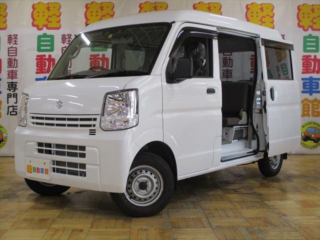 エブリイバン PAリミテッド ハイルーフ セーフティサポート装着車 4WD