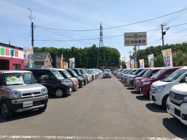 本店在庫車は約110台!他店から無料でお取り寄せできますので約950台からお選びいただけます!