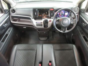 N-WGNカスタム G・ターボパッケージ 4WD