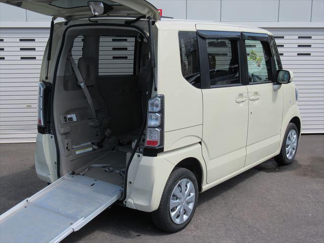 N-BOX+ G 福祉車両 スローパー 4WD