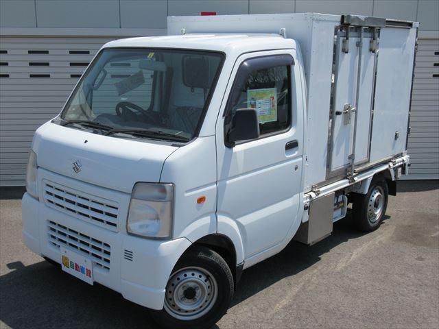 キャリイトラック 冷蔵冷凍車