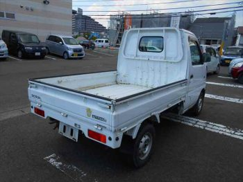 スクラムトラック KA 4WD
