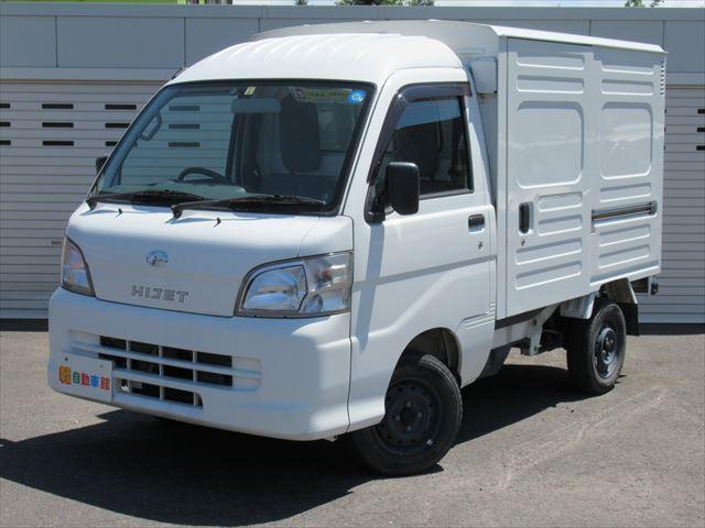 ハイゼットトラック パネルバン ハイルーフ 4WD
