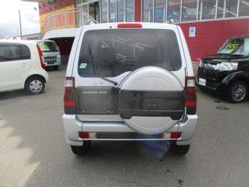 パジェロミニ リミテッドエディションXR 4WD