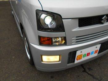 ワゴンR RR DI ターボ