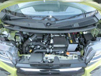 タントカスタム RS ターボ 4WD スマートパノラマパーキング