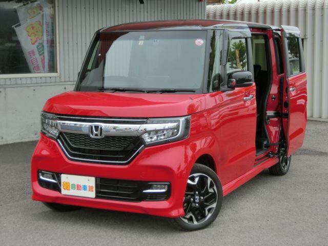 N-BOXカスタム G・L ターボ ホンダセンシング 4WD