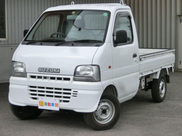 キャリイトラック AC無 KA 三方開 4WD