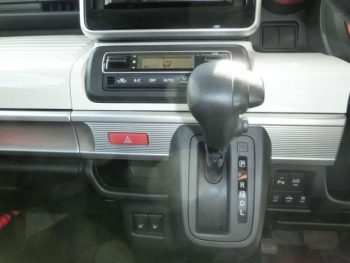 スペーシア ハイブリッドX 4WD