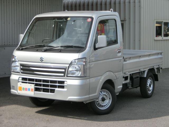 キャリイトラック KCスペシャル レーダーブレーキサポート 4WD