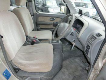 エブリイワゴン ジョイポップターボEX 4WD