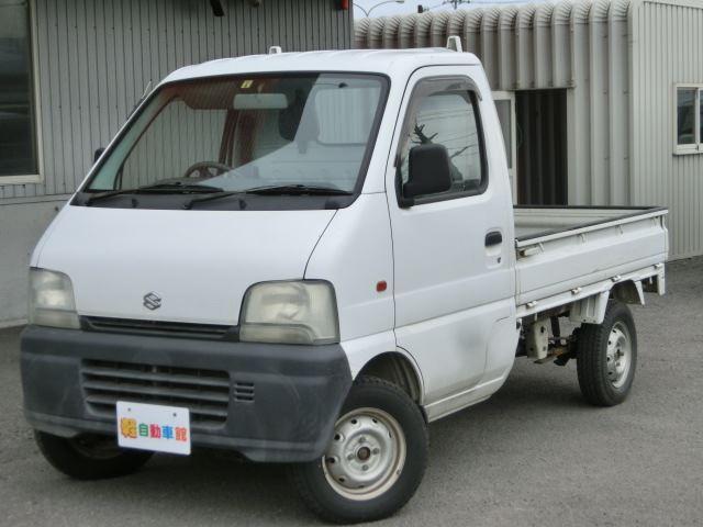キャリイトラック KA エアコン付 4WD