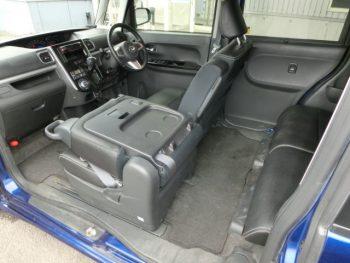 タントカスタム RS ターボ トップエディションSAⅡ 4WD