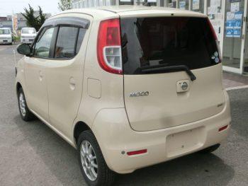 モコ E-FOUR 4WD