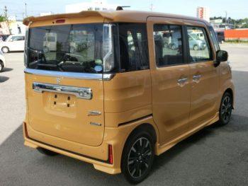 スペーシアカスタム ハイブリッド XSターボ 4WD