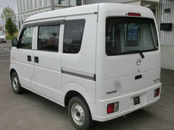 スクラムバン PA 4WD