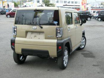 タフト G 未使用車 4WD