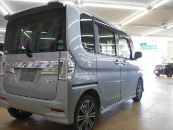 タントカスタム カスタムRS SA ターボ 4WD