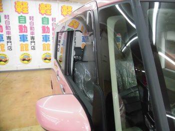 タント X アップグレード 純正ナビ・TV・ドラレコ 未使用車 4WD