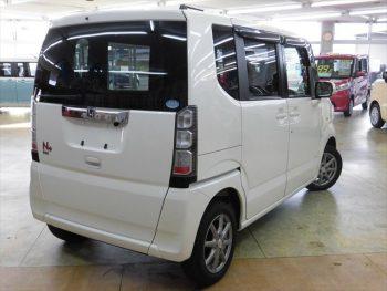 N-BOX+ Gスローパー福祉車両Rシート付 4WD