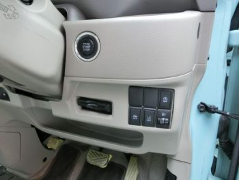 フレアワゴン XG レーダーブレーキ 4WD