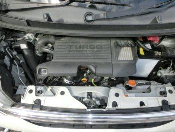 タントカスタム RS SA ターボ