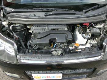 ムーヴカスタム L 4WD