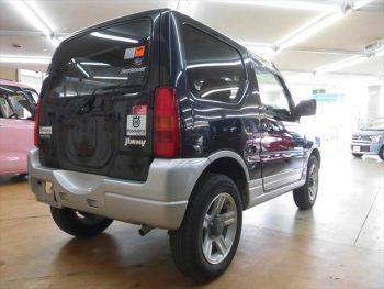 ジムニー 特別仕様車ワイルドウインド  4WD