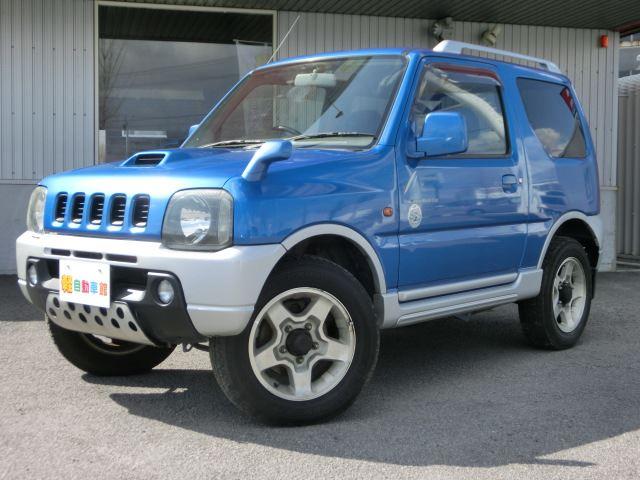 ジムニー FISフリースタイルワールドカップリミテッド 4WD