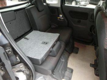 スペーシアカスタム XS デュアルカメラブレーキサポート 4WD