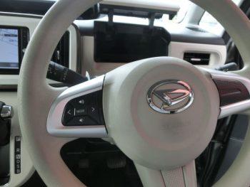 ムーヴキャンバス Gメイクアップ SAⅡ 4WD