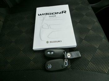 ワゴンRスティングレー Jスタイル 4WD