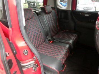 N-BOXカスタム ターボSSパッケージ 4WD