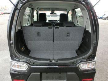 ワゴンRスティングレー ハイブリッド Xリミテッド 4WD