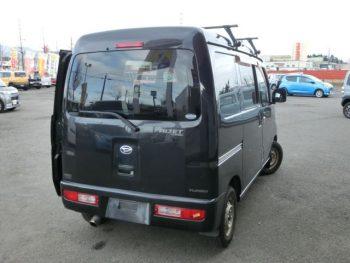ハイゼットカーゴバン クルーズターボ 4WD