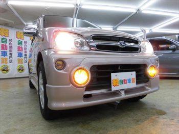 テリオスキッド カスタムメモリアルエディション 4WD