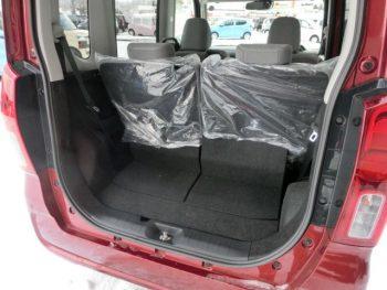 タント X アップグレードパック 4WD