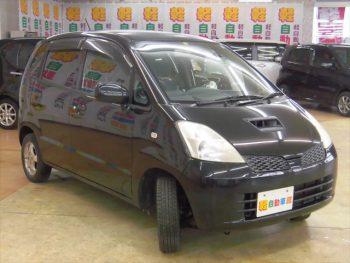 モコ T ターボ 4WD