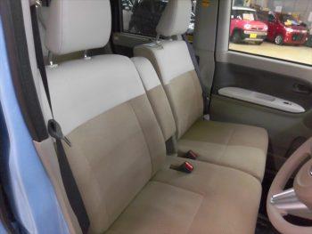 タント XホワイトアクセントSAⅢ 4WD