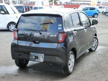 ミライース Xリミテッド SAⅢ 未使用車 アップグレードパック 4WD