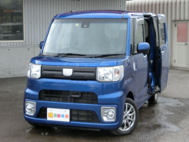 ウェイク L SAⅡ 4WD