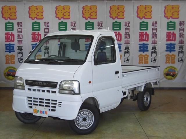 キャリイトラック AC無 KU 4WD