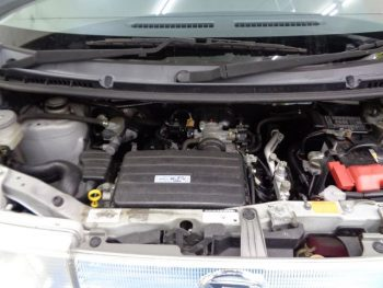 タントカスタム VS 4WD