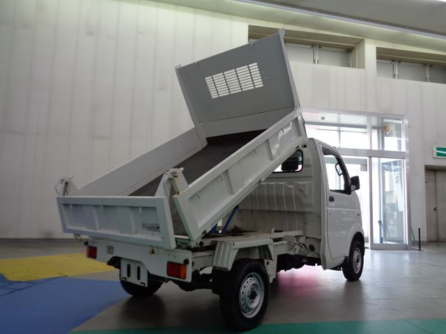 キャリイトラック 頑丈ダンプ 4WD