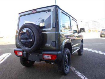 ジムニー XL 4WD 未使用車 マニュアル車
